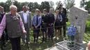 На воинском кладбище по ул. Спокойной почтили память пинских милиционеров