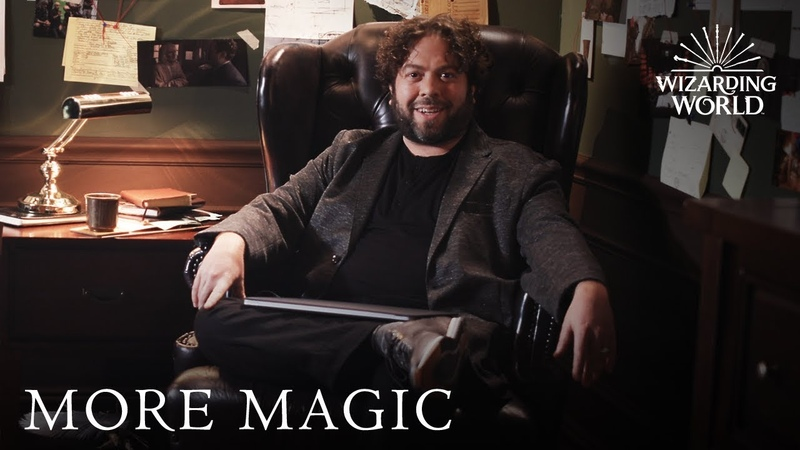 Dan Fogler Narrates New Behind-the-Scenes Audiobook