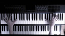 Two Steps From Hell Heart of courage keyboard cover