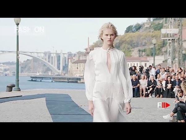 MARQUESALMEIDA Portugal Fashion Spring Summer 2019 - Fashion Channel