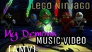 Lego Ninjago my demons AMV music video / Лего ниндзяго my demons legoninjago