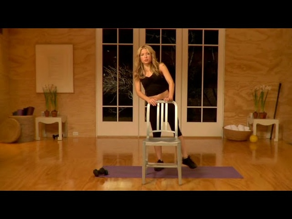 The Tracy Anderson Method Mat Workout