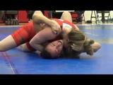 2017 Sr Ontario Championship WW59kg Hannah Taylor (Brock) vs Alex Town (York)