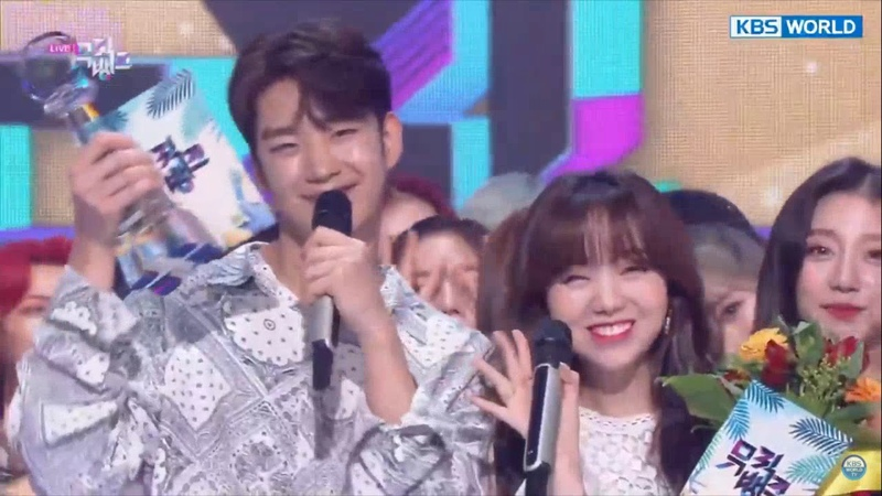 BTS - Boy With Luv 18th Win @KBS Music Bank