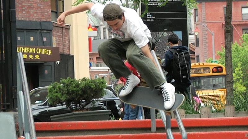 Frog Skateboards Bossa Nova Video