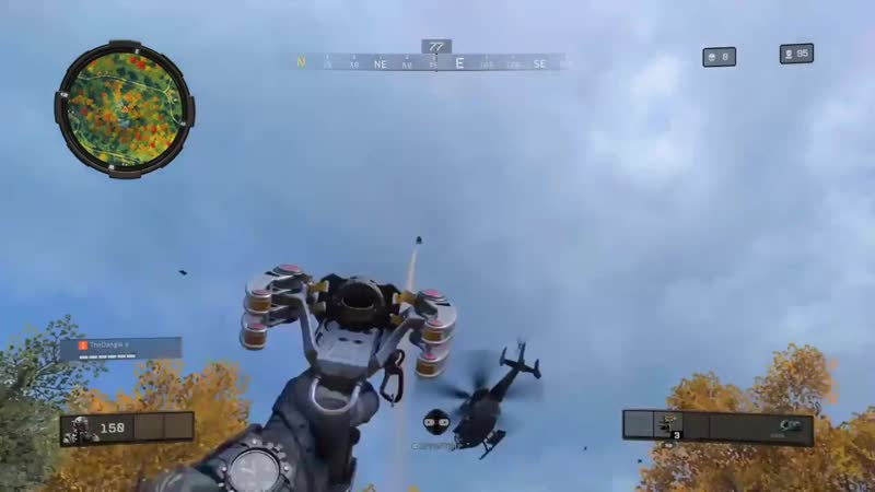 Cool Guys Don't Watch Explosions. Black Ops 4