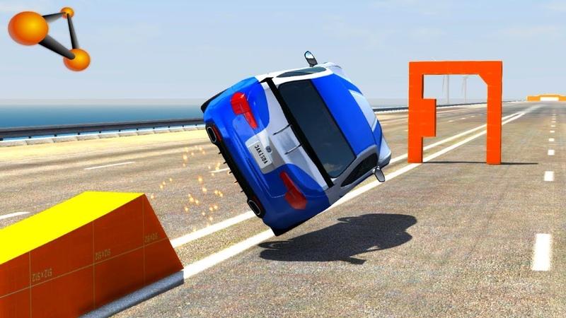 BeamNG.drive - Impossible Car Stunts 5
