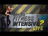 Fitness intensiv LIVE 2 with Sonya Neks
