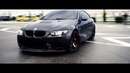 Сумасшедший дрифт BMW M3 E92. Черный дьявол (Сrazy drift of the BMW M3 E92.The Black Devil)