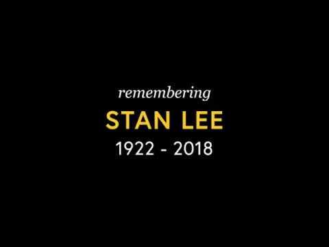 Homenagem ao Stan Lee (1922-2018)- Adeus, Excelsior...