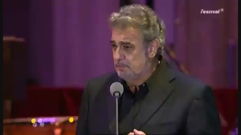 Placido Domingo -Besame mucho ...
