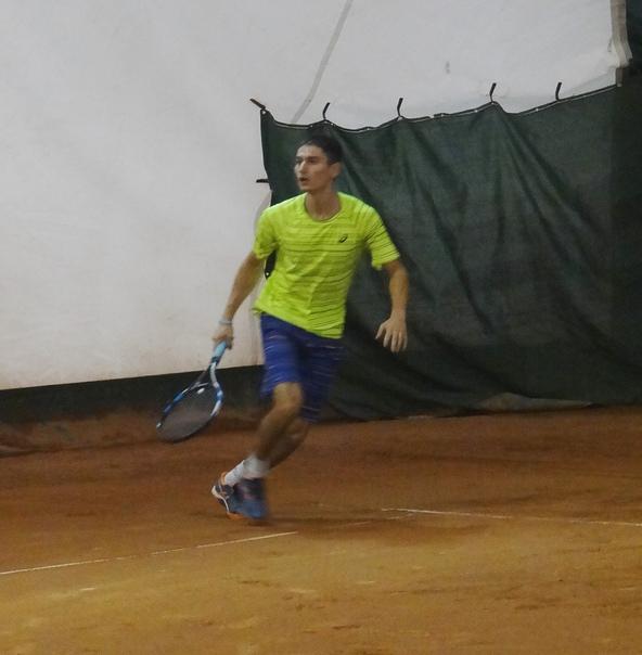 Чемпионат города Томска по теннису 2016