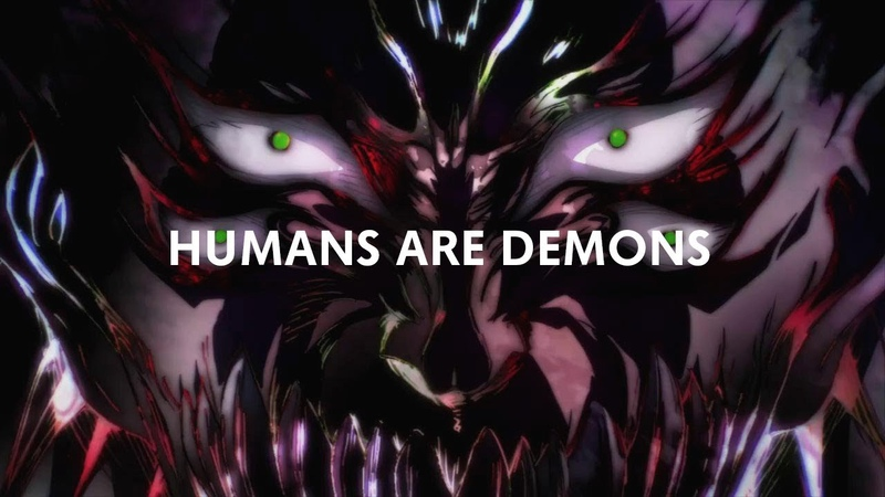 PAUL BERRA - Prince of Darkness ▶ Parasyte AMV ◀ HUMANS ARE DEMONS