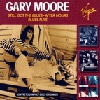 Gary Moore альбом Still Got The Blues / After Hours / Blues Alive