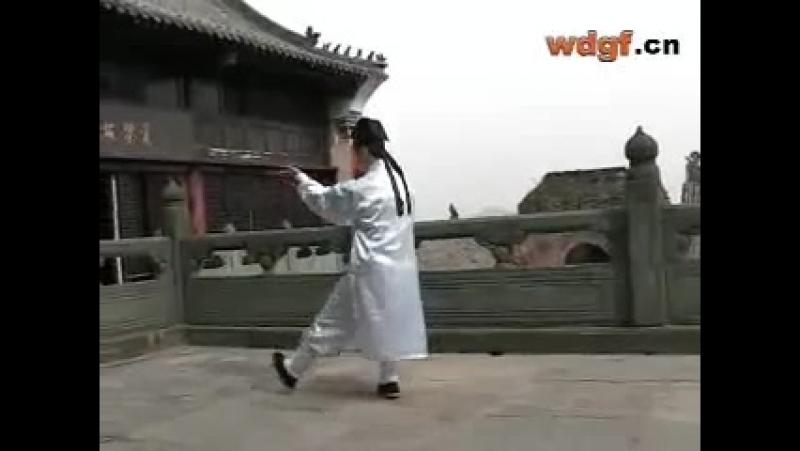 Tai Chi Chuan - ZhangSanfeng Taiji Quan Wudang