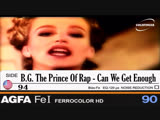 B.G. The Prince Of Rap - Can We Get Enough