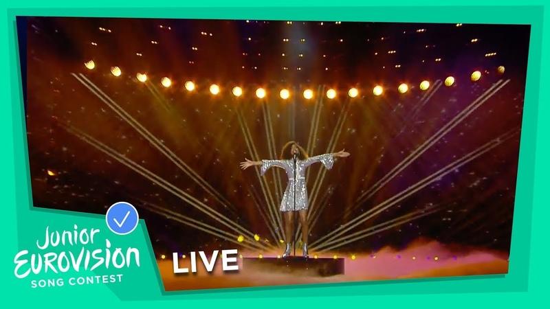Jael - Champion - LIVE - Australia 🇦🇺 - Junior Eurovision 2018
