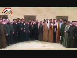 بيان عشيرة العميرات بمنطقة المنصورة بالرقة