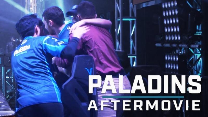 Paladins World Championship @ DreamHack Atlanta - Official Aftermovie