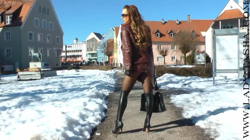 Lady tasha leather women