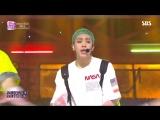 [180916] Pentagon - Naughty boy @ SBS Inkigayo