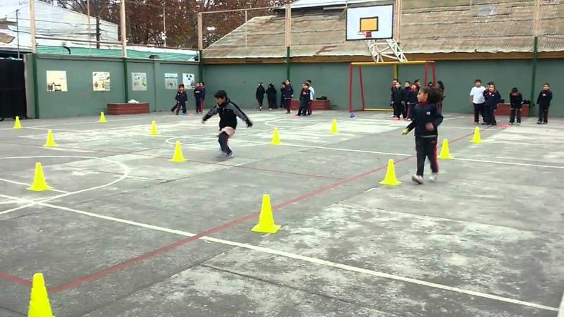Educacion Fisica Matematica Y Lateralidad