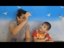 Изучаем алфавит, буква П, развивающие мультики для детей