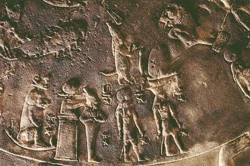 Дендерский Зодиак – астрономическая карта прошлого