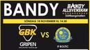 18 11 18 Gripen Trollhättan BK IF Boltic Highlights Allsvenskan 2018 19