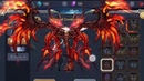 MU Origin 2 Wings Collection Skin