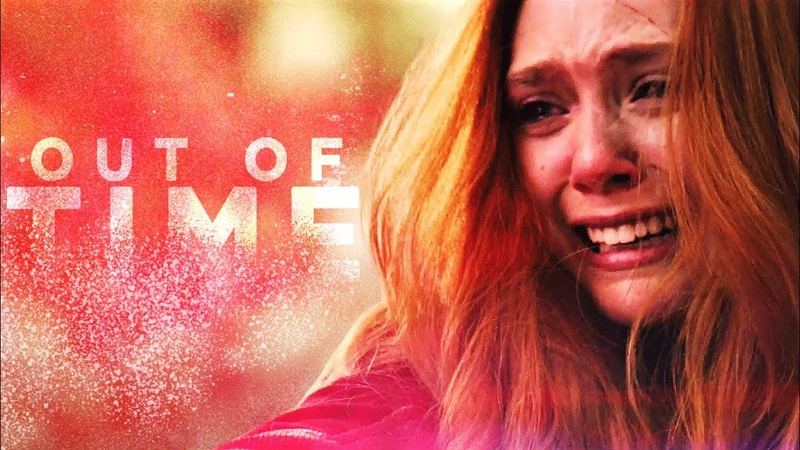 (Marvel) Wanda Maximoff | Out Of Time