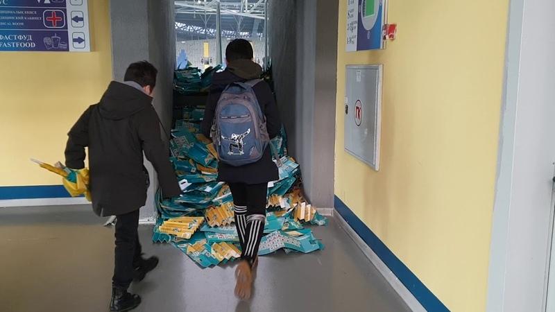 Апокалипсис на Астана-Арене
