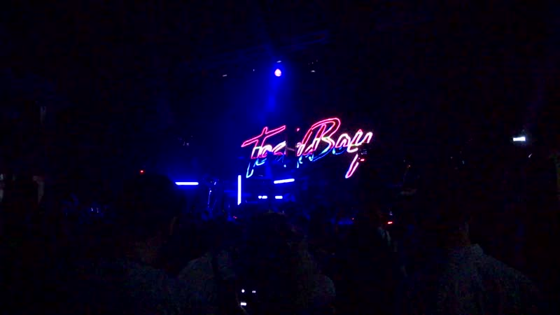 Tesla Boy — Minsk-2 (Live @ RED Club, 02.08.14)