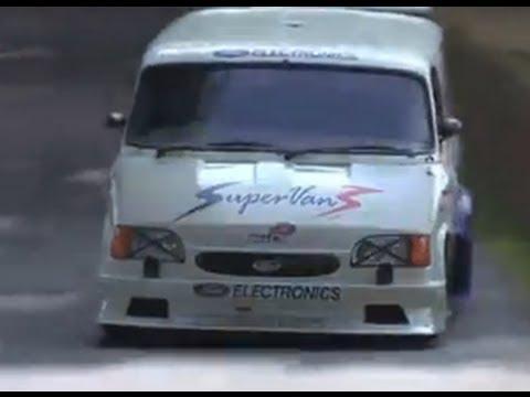Anthony Reid Ford Transit Supervan 3 - Goodwood Festival of Speed 2013