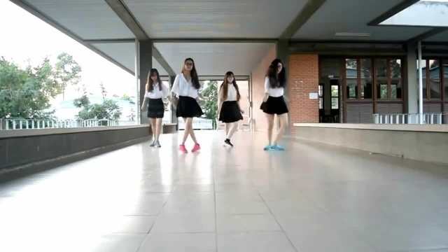 Synchronous dance