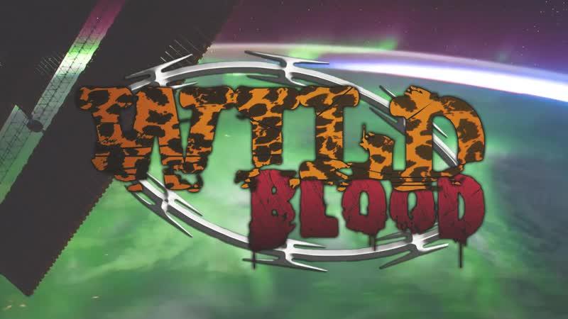 Bourbon Street Old School Rock Festival Wild Blood invitation 08 12