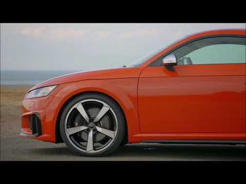 New Audi TTS 2019 ORANGE