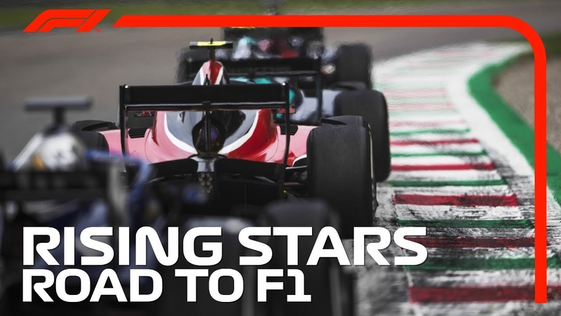 The Future Is Now: The Rising Stars And Their Road To F1
