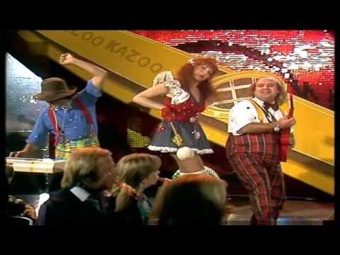 Joce The Kazoo Band - Kazoo Kazoo 1982