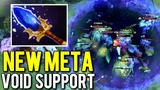 Yapzor Faceless Void Support New Meta - Everything Can Work