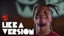 Denzel Curry 'BLACK BALLOONS 13LACK 13ALLOONZ' Ft Sampa The Great live for Like A Version