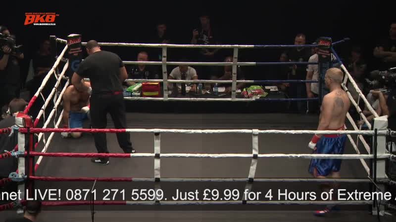DANIEL LERWELL VS PETER MULVEY BKB14 PRO BARE KNUCKLE BOXING O2 ARENA EXCLUSIVE
