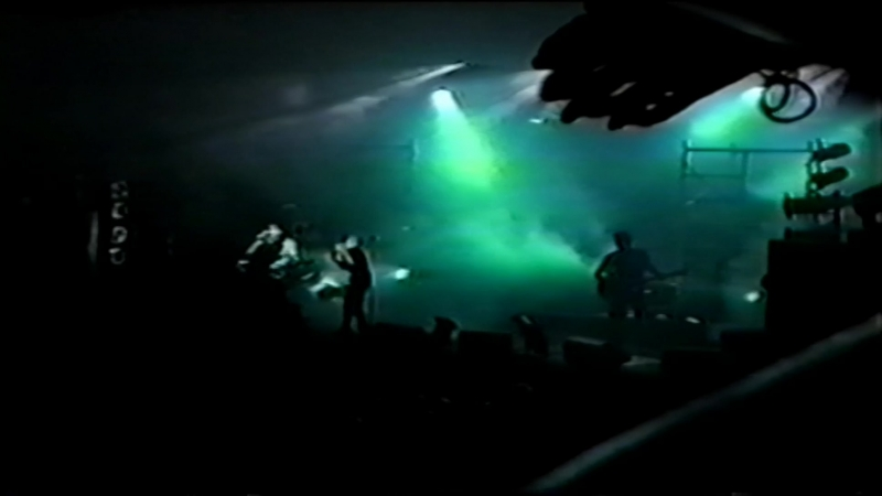 The Sisters Of Mercy – Comfortably Numb/Some Kind Of Stranger – Dark Harvest Festival Electric Factory, Philadelphia, Usa.