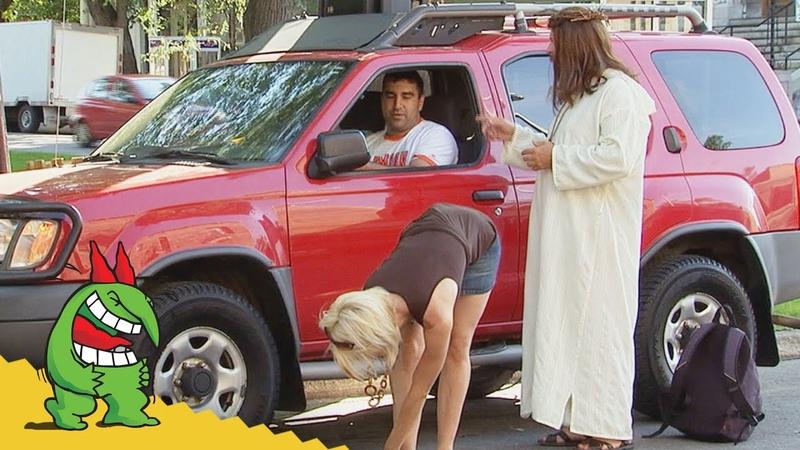 Jésus Répare Voiture, et Plus !