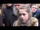 Крестный ход в Ровно в день Торжества Православия 20 03 2016 р