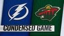 Tampa Bay Lightning vs Minnesota Wild – Oct.20, 2018 | Game Highlights | NHL 18/19 | Обзор матча