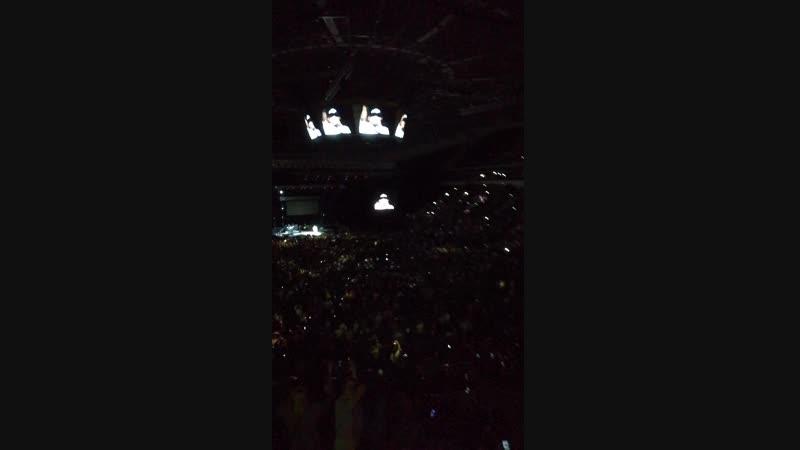 Баста - Моя игра (live Minsk-Arena 27.10.2018)