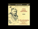 Alexander Glazunov : The Kremlin, symphonic picture in three parts Op. 30 (1890)