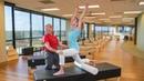 Rael Isacowitz Pilates Foam Roller Exercises