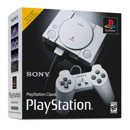 PLAYSTATION CLASSIC (РСТ)